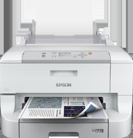 Bild Epson WorkForce Pro WF-8090