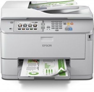 Bild Epson WorkForce Pro WF-5690